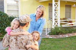 Military Homecoming- Kids