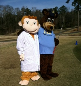 Dr. Bananas and Lakewood Bear