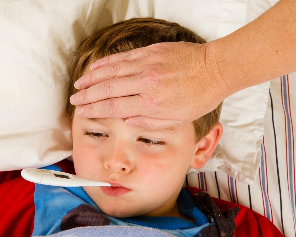 Лихорадка в домашних условиях