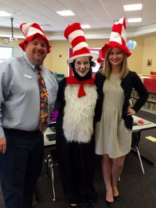 Dr Seuss Day 2016