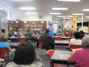 Oct 2011 PCIS Career Day